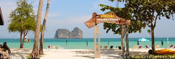 karta thailands öar koh lipe